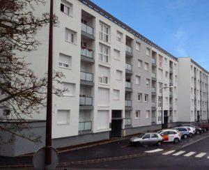Chalons en Champagne Habitat Sionneau réhabilitation