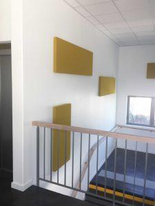 Sionneau IRTS réhabilitation Reims bâtiment
